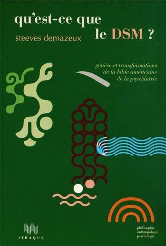 diagnostic and statistical manual of mental disorders 2013