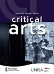 NEW_TF__Critical Arts 29 (S1) 2015 cover.indd
