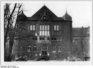 Berlin, Krankenhaus, Charité, Psychiatrische und Nervenklinik