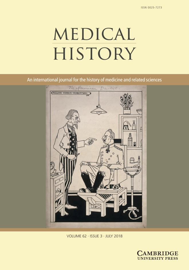 New Issue Medical History H Madness